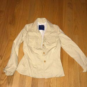 Cute Khaki Jacket